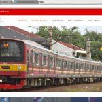 Website KRL Mania Perjuangan yang bernama Cakruk.com (Dokumentasi Foto : Tim Redaktur KMP News)