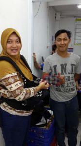 "Lost & Found KRL Commuter Line Indonesia : ""Horrrreee... Dompetku Ditemukan... !!!"""