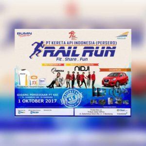 """KAI Rail Run - """"Fit Share Fun"""""""