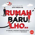Penerbangan AirAsia Pindah Ke Terminal 3 Bandara Soekarno-Hatta