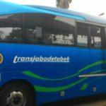 Jadwal TransJabodetabek Tangerang - BrownLine