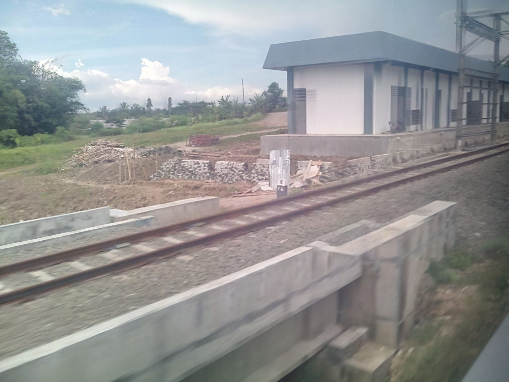 Error Greenline : Progress Report Double Track Rangkasbitung - Maja