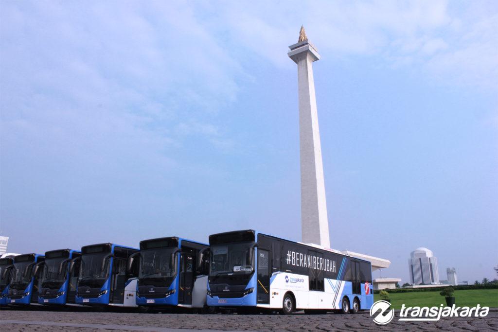 Rute TransJakarta Yang Siap Beroperasi Bulan Juli 2018