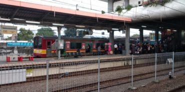 Perubahan Batas STOP Di Jalur 5 - 6 Tanah Abang
