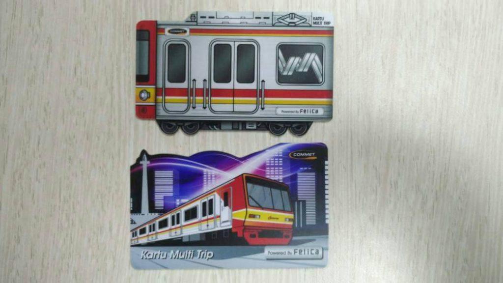 Dua Jenis KMT seri Terbaru yang dirilis oleh PT. KAI Commuter Jabodetabek (Foto : Berbagai Sumber)