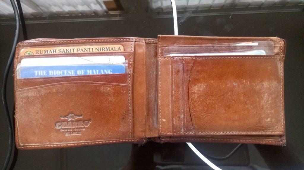 Terima Kasih KAI : Dompetku Sudah Kembali !