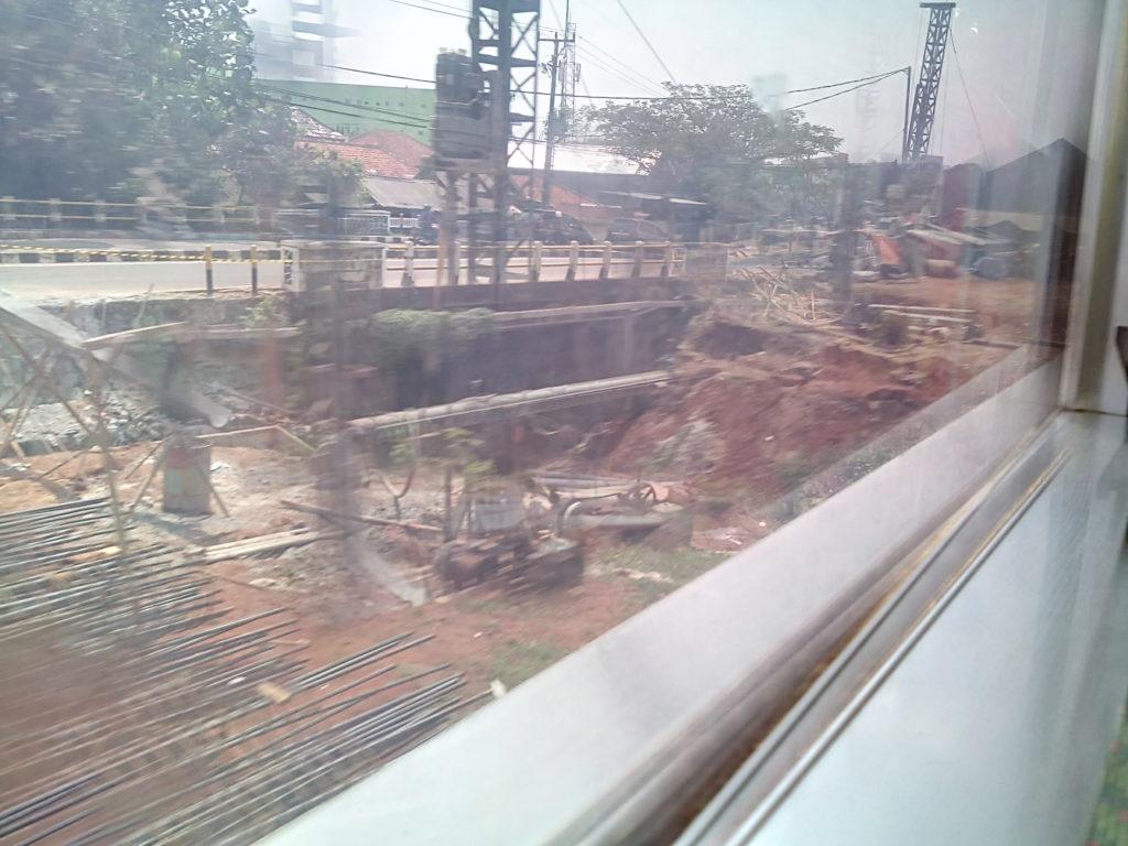 Progress Pembanguan Double Track Greenline Petak Citeras - Rangkasbitung