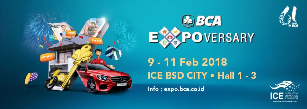 BCA EXPOversary 2018