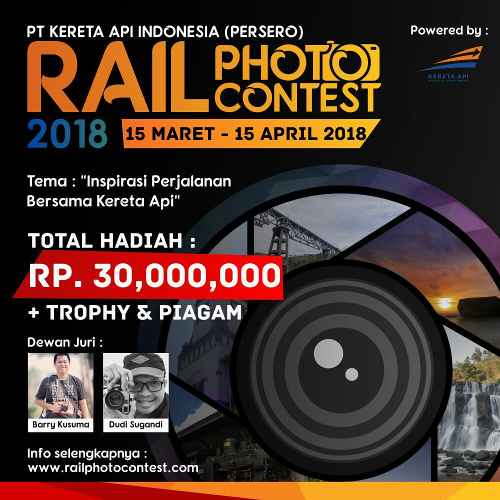 Rail Photo Contest 2018
