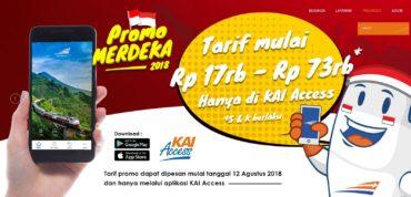 Promo Merdeka : HUT-73 Republik Indonesia